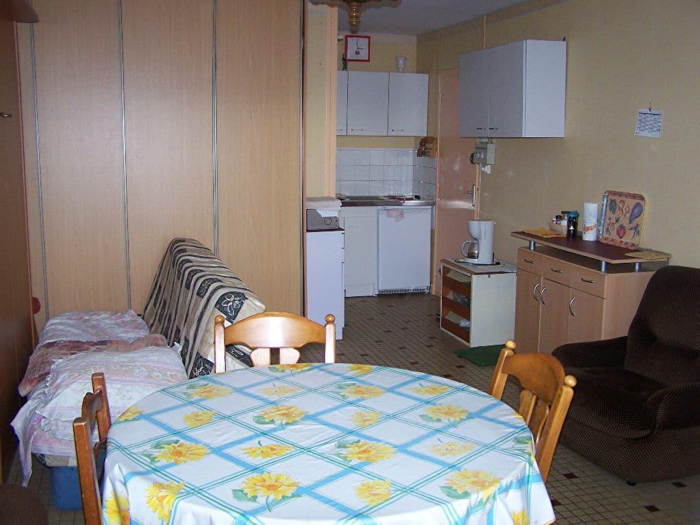 Photo n° 2 de l'annonce Appartement T1 à vendre - 62155 MERLIMONT : Ref 38
