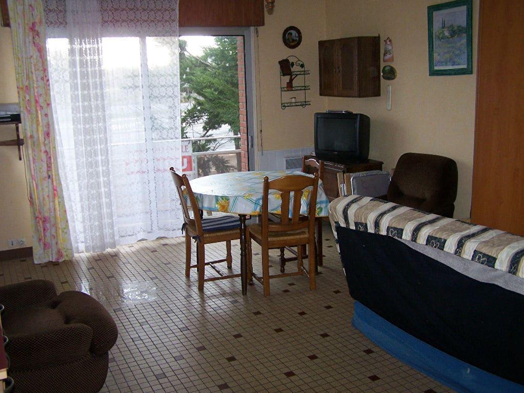 Photo n° 3 de l'annonce Appartement T1 à vendre - 62155 MERLIMONT : Ref 38