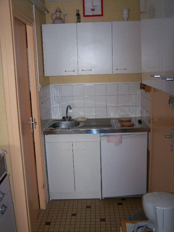Photo n° 4 de l'annonce Appartement T1 à vendre - 62155 MERLIMONT : Ref 38