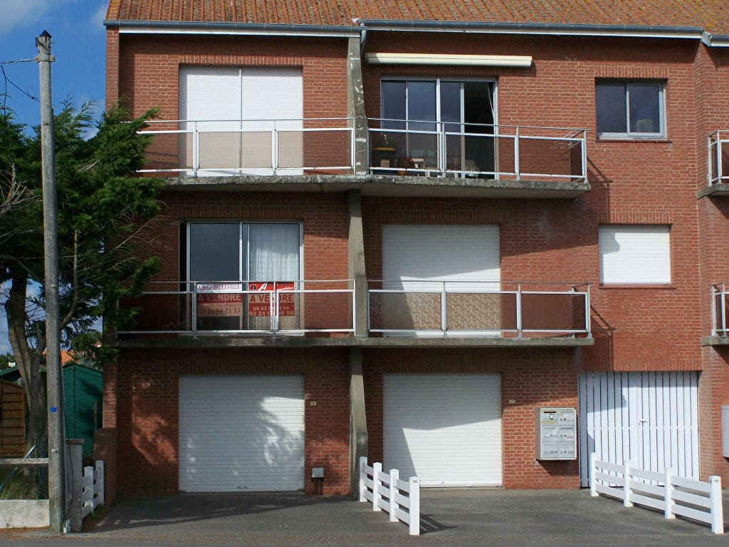 Photo n° 10 de l'annonce Appartement T1 à vendre - 62155 MERLIMONT : Ref 38